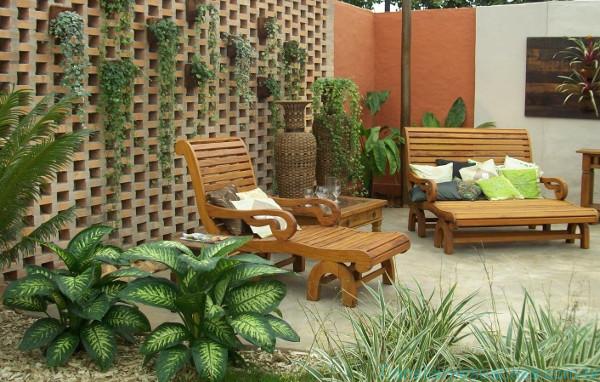 Jardim externo – Como decorar 10 dicas de decoração como decorar como organizar