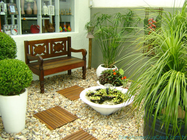 Jardim externo – Como decorar 8 dicas de decoração como decorar como organizar