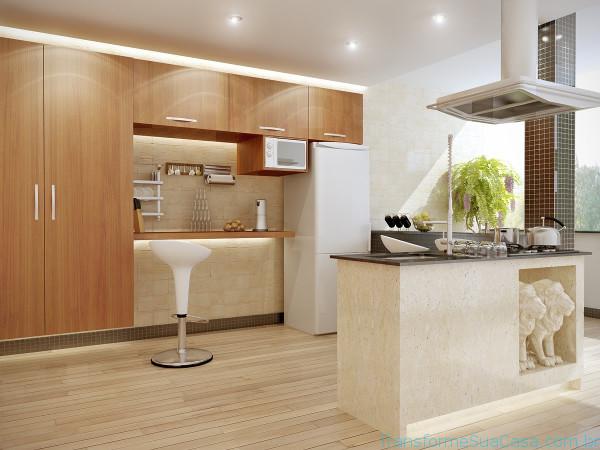 Objetos de decoração para cozinha – Como escolher (5) dicas de decoração como decorar como organizar