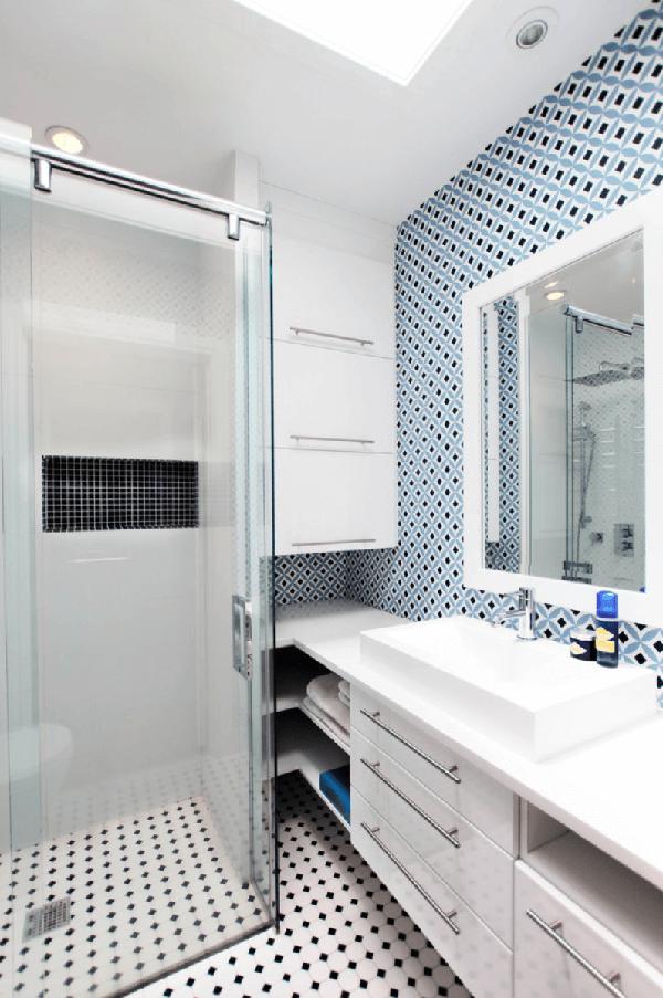 Cores para banheiro - Dicas, fotos, como escolher, as melhores