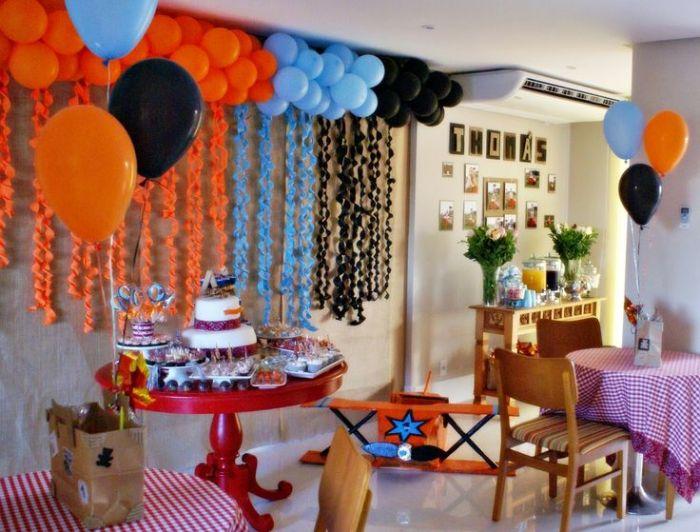 Como organizar uma festa de aniversário econômica
