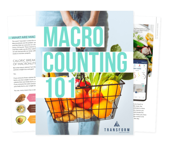 Transform Macro Counting 101 eBook