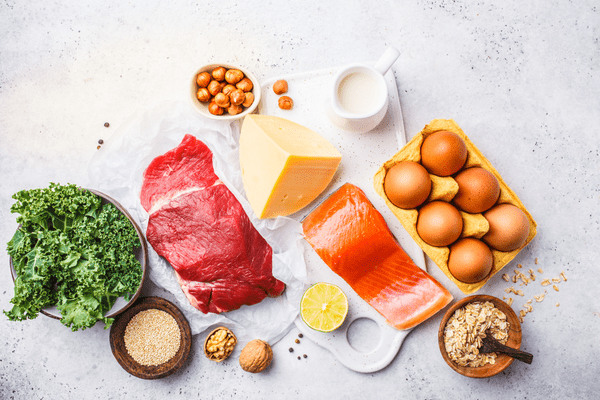 different types of protein to help with weight loss