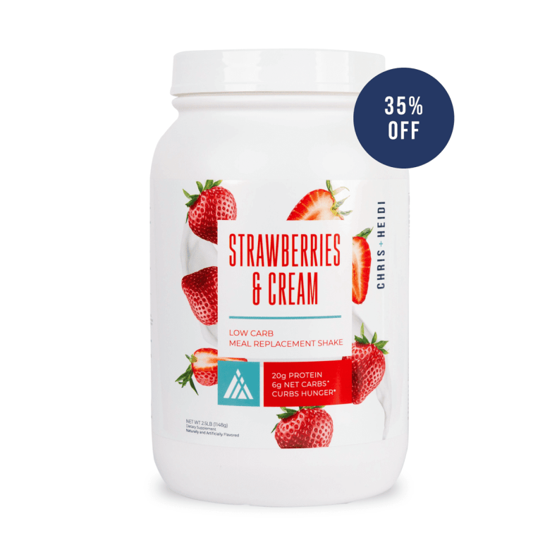 Strawberries and Cream 1 Tub 35% Off