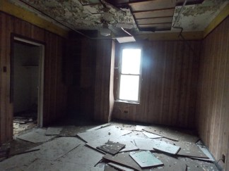 Looking into Dining Room before