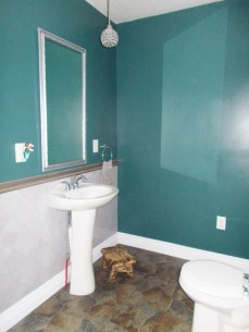 Bathroom Downstairs Right