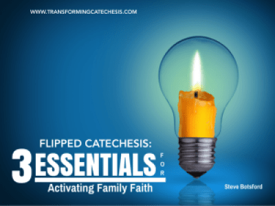 flipped catechesis