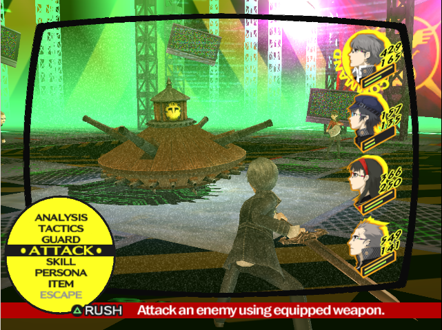 Persona 4 (Review + Gender and Sexuality) (3/4)