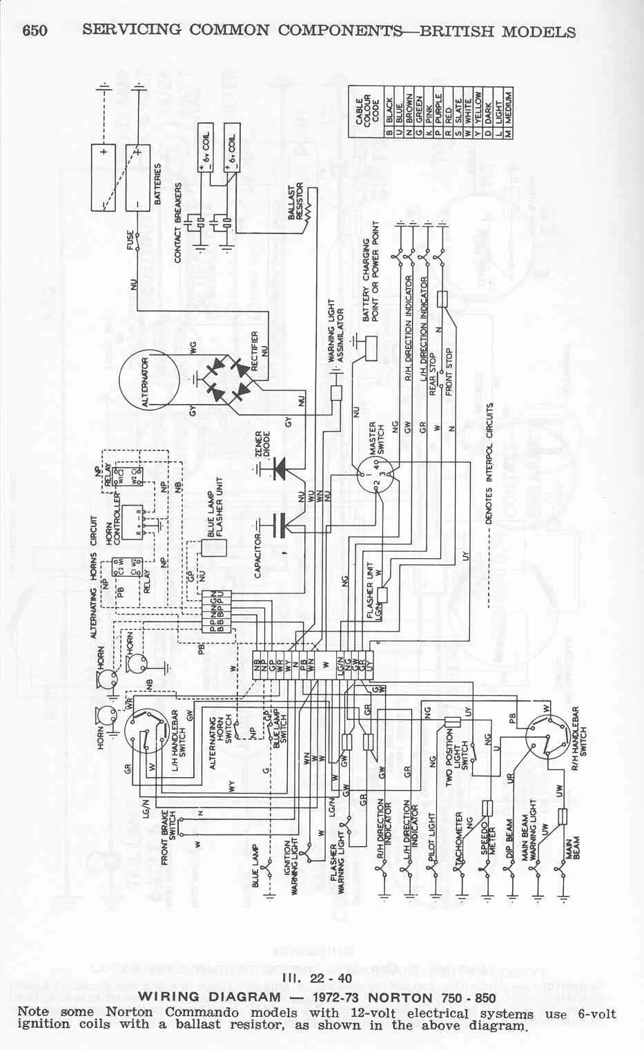 hight resolution of 1972 norton commando wiring diagram transgarp dyndns org motorcycle jpg