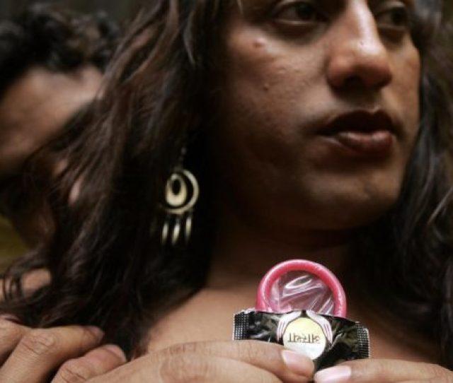 Vulnerable Transgender Sex Workers