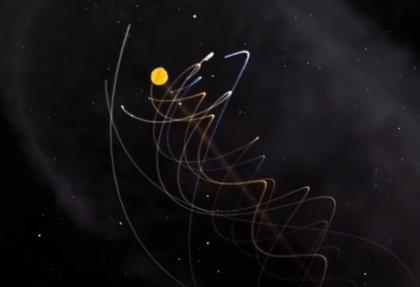 O novo sistema solar