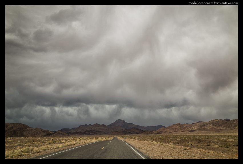 Death Valley Storm