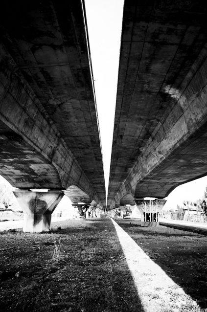 Espais Naturals, Delta de LLobregat, Barcelona - Railway Bridge