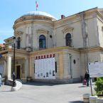 Teatrul de Nord din Satu Mare va fi reabilitat în baza unui proiect finanțat din fonduri europene/ Foto: Vasile Mihovici