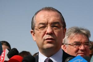 Emil Boc,   primarul Clujului