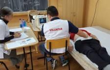 Caravana sănătății caută medici voluntari
