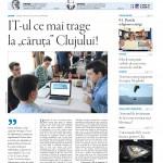 """Nu ratați noul număr Transilvania Reporter: """"IT-ul ce mai trage la căruța Clujului"""""""
