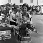 Prima zi de școală,   în cinci imagini de colecție
