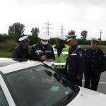 Mașină furată din Spania,   descoperită la Satu Mare