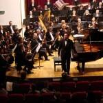 Pianistul Răzvan Dragnea şi dirijorul olandez Josef Suilen,   în concert la Oradea