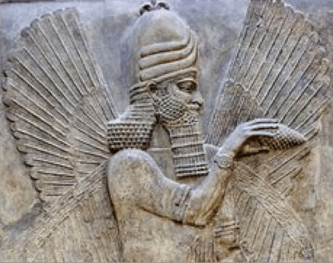 Assyrischer Gott