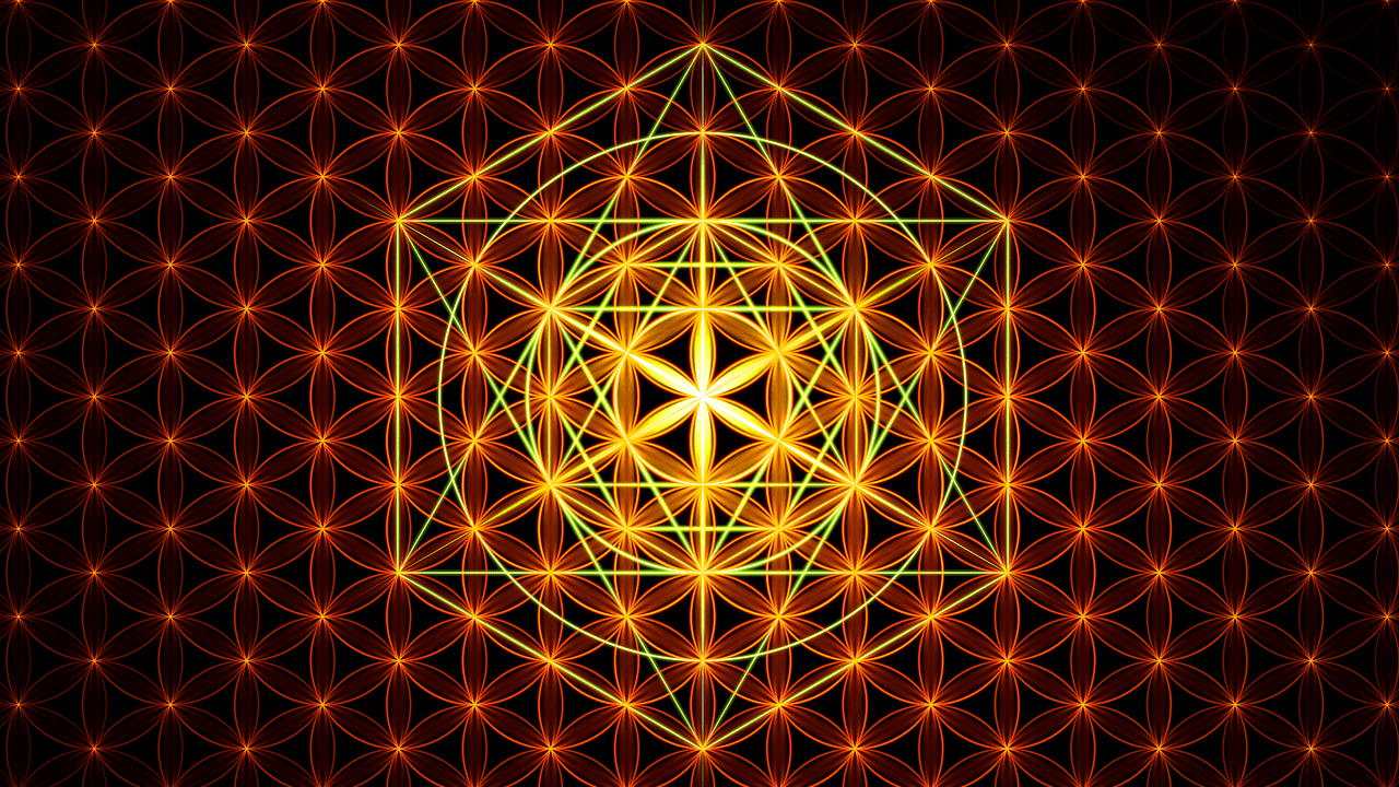 01 Flower of Life Meditation