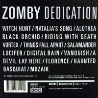 "ZOMBY ""DEDICATION"""