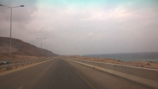 C for Coastal Highway from Sur to Muscat