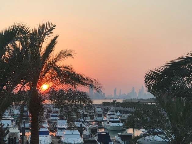 Kuwait Sunset