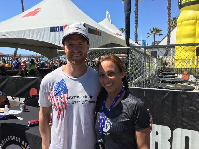 Ironman California Jennifer Rose