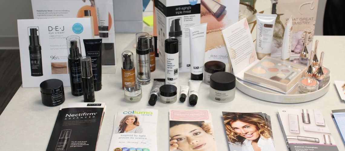 Skin Care Products at Transitions Skin Care, Camp Hill PA