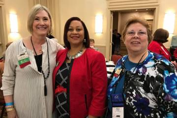 October 2018 ABWA Conference in Augusta, Georgia