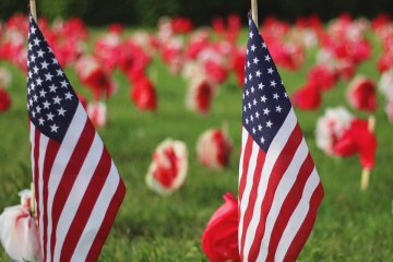 On this Memorial Day, let us take time to honor, reflect, and remember the men and women who made the ultimate sacrifice for our country.