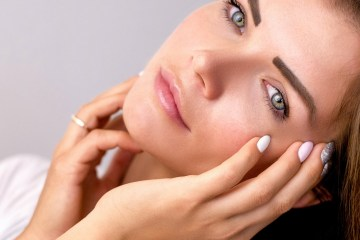 Healthy skin and face