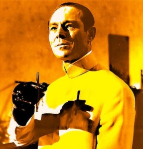 Dr. No urges caution on shale gas.