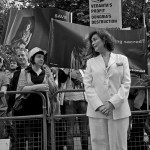 Bianca Jagger on human rights and peak oil