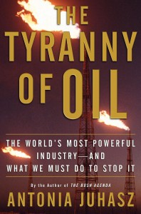 Tyranny of Oil cover