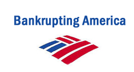 parody Bank of America logo