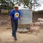 Joel Salatin and the straight poop on sustainable farming