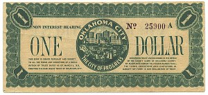 Oklahoma City scrip