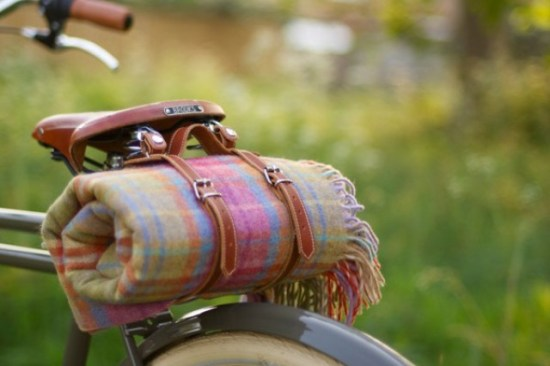 Beg Bicycles Blanket