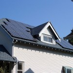 Snug and smug with solar power: keeping on the sunny side of the storms