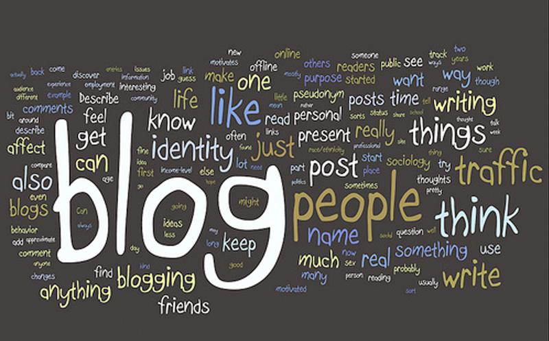 Hvordan driver jeg en blogg?