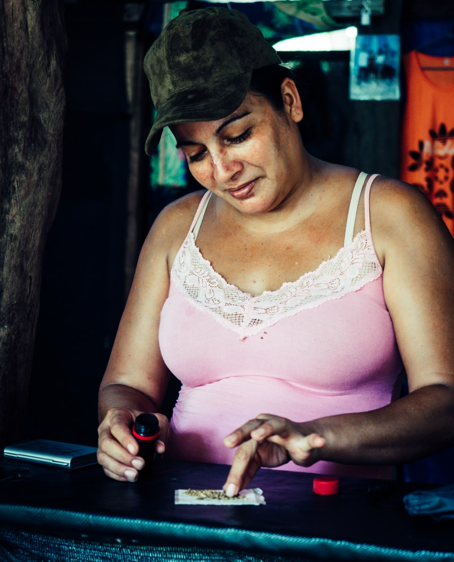 Costa Ricas glemte gullgravere - Morten Risberg