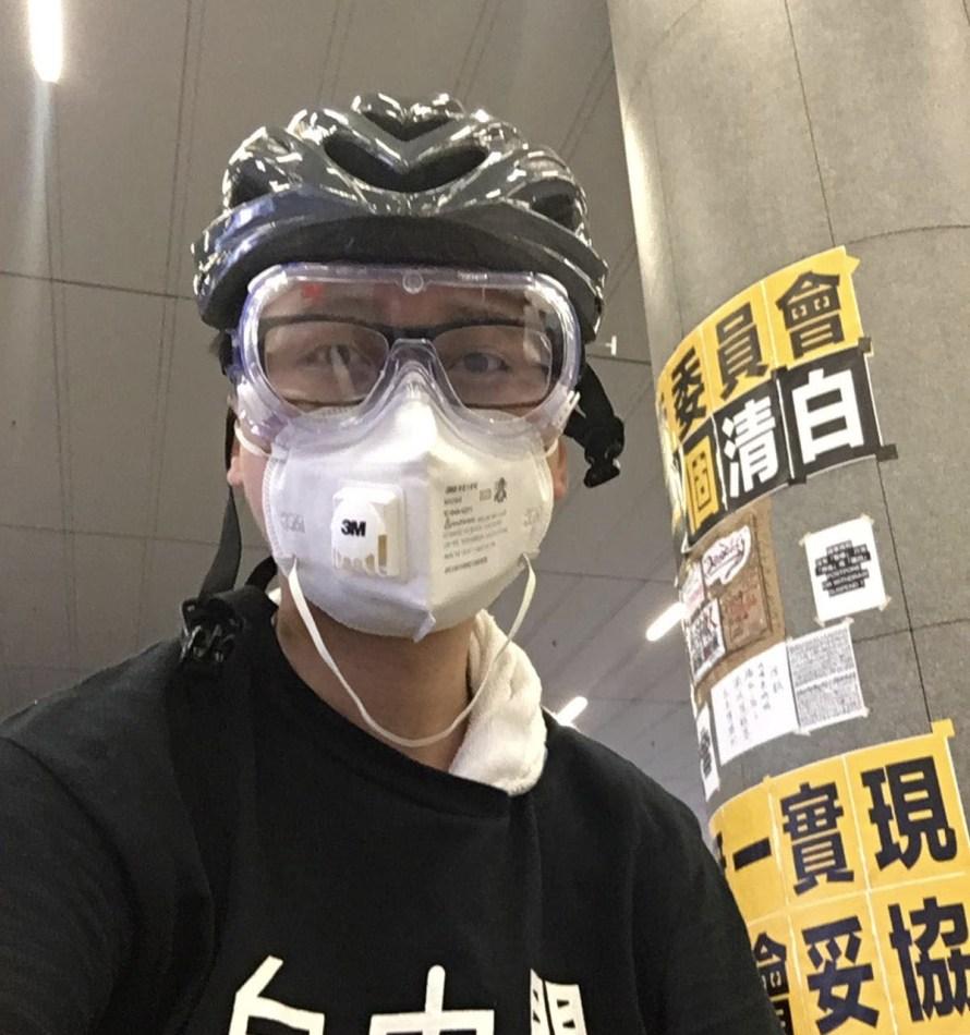 Holok Chen, en av innleggsforfatterne. Foto_ Privat
