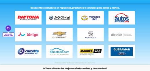 cyber monday descuentos seguro automotor neumaticos autos vehículos tránsito Argentina