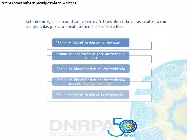 Nueva Cédula única De Identificación Del Automotor Buenos Aires