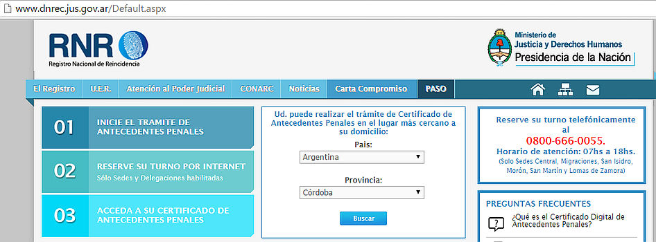 como-sacar-turno-registro-nacional-reincidencia-certificado-antecedentes-penales