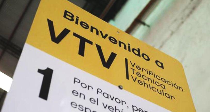 Ingreso a taller de VTV de la Ciudad