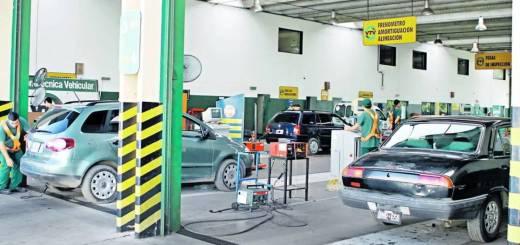 vtv verificación técnica vehicular taller de inspección
